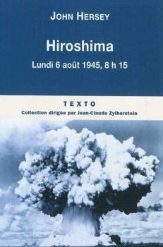 Couverture Hiroshima, Lundi 6 août 1945, 8h15