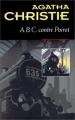 Couverture A.B.C. contre Poirot / ABC contre Poirot Editions du Masque 1996