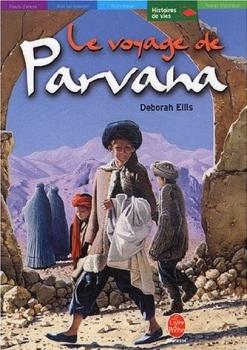 Couverture Le Voyage de Parvana