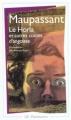 Couverture Le Horla et autres récits Editions Flammarion (GF) 1984