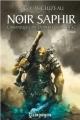 Couverture Chroniques de la mort blanche, tome 2 : Noir saphir Editions L'archipel (Galapagos) 2012