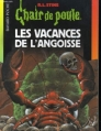 Couverture Les vacances de l'angoisse Editions Bayard (Poche) 2001
