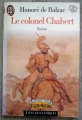 Couverture Le colonel Chabert Editions J'ai Lu (Les classiques) 1994