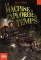 Couverture La Machine à explorer le temps Editions Folio  (Junior) 2012