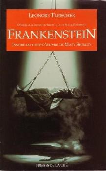 Couverture Frankenstein (Fleischer)