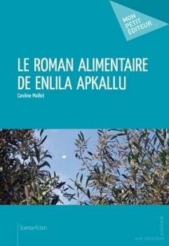 Couverture Le Roman alimentaire de Enlila Apkallu