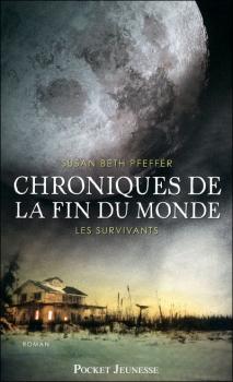 Couverture Chroniques de la fin du monde, tome 3 : Les Survivants