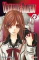 Couverture Vampire Knight, tome 15 Editions Panini (Manga) 2012