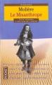 Couverture Le misanthrope / Le misanthrope ou l'atrabilaire amoureux Editions Pocket (Classiques) 2000