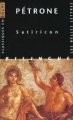 Couverture Satiricon / Satyricon Editions Les belles lettres (Classiques en poche) 2002
