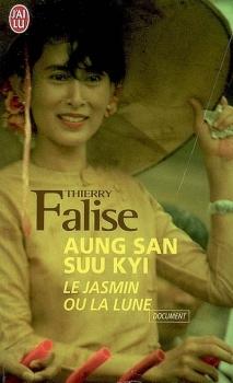 Couverture Aung San Suu Kyi  : Le jasmin ou la lune