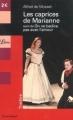 Couverture Les caprices de Marianne suivi de On ne badine pas avec l'amour Editions Librio 2005