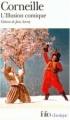 Couverture L'illusion comique Editions Folio  (Classique) 2005