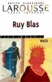 Couverture Ruy Blas Editions Larousse (Petits classiques) 2003