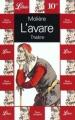 Couverture L'Avare Editions Librio 2000