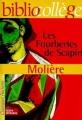 Couverture Les Fourberies de Scapin Editions Hachette (Biblio collège) 1999