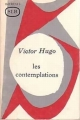 Couverture Les contemplations Editions Bordas 1970