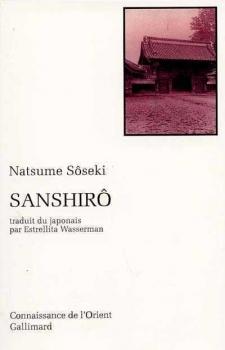 Couverture Sanshirô