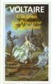 Couverture L'Ingénu, La Princesse de Babylone Editions Flammarion (GF) 2003