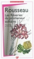 Couverture Rêveries du promeneur solitaire  Editions Flammarion (GF) 2007