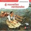 Couverture 4 nouvelles normandes Editions Nathan (Carrés classiques) 2012