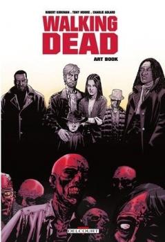 Couverture Walking Dead : Art Book