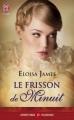 Couverture La Trilogie des plaisirs, tome 2 : Le frisson de minuit Editions J'ai Lu (Pour elle - Aventures & passions) 2012