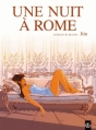 Couverture Une nuit à Rome, tome 1 Editions Bamboo (Grand angle) 2012
