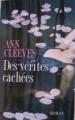 Couverture Des vérités cachées Editions France Loisirs 2008