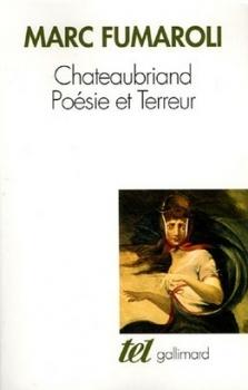 Couverture Chateaubriand : Poésie et Terreur