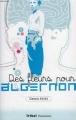 Couverture Des fleurs pour Algernon Editions Flammarion 2011
