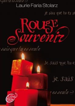 Couverture Bleu cauchemar, tome 4 : Rouge souvenir