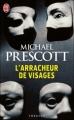 Couverture L'arracheur de visages Editions J'ai Lu (Thriller) 2005