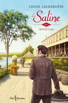 Couverture La Saline, tome 1 : L'imposture