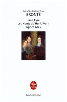 Couverture Jane Eyre / Les Hauts de Hurle-vent / Agnès Grey