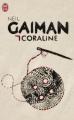 Couverture Coraline Editions J'ai Lu 2012