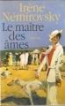 Couverture Le maître des âmes Editions France Loisirs 2006