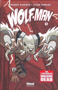 Couverture Wolf-Man, tome 1