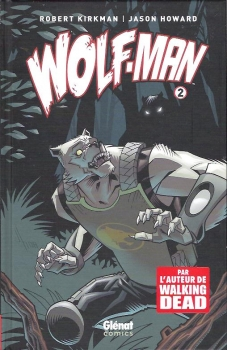 Couverture Wolf-Man, tome 2