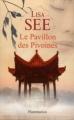 Couverture Le pavillon des pivoines Editions Flammarion 2008