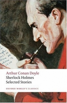 Couverture Sherlock Holmes : Selected stories