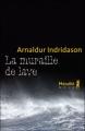 Couverture La muraille de lave Editions Métailié (Noir) 2012