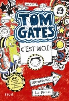 Couverture Tom Gates, tome 1 : Tom Gates c'est moi