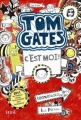 Couverture Tom Gates, tome 1 : Tom Gates c'est moi Editions Seuil 2012
