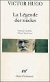 Couverture La légende des siècles : Les petites épopées Editions Gallimard  (Poésie) 2002