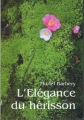 Couverture L'élégance du hérisson Editions Le Grand Livre du Mois 2007