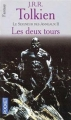 Couverture Le seigneur des anneaux, tome 2 : Les deux tours Editions Pocket (Fantasy) 2000