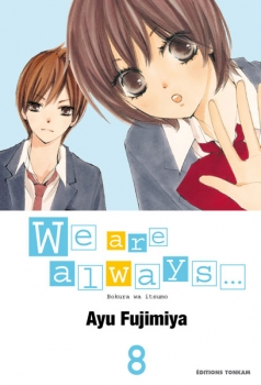Couverture We are always..., tome 08