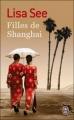 Couverture Filles de Shanghai Editions J'ai Lu 2012