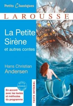 Couverture La petite sirène et autres contes